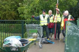Autumn 2019 River Clean