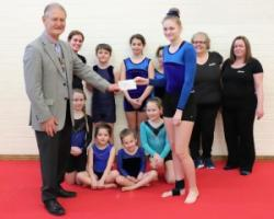 Donation to Seaford Gymnastics Academy