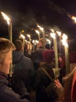 St Andrews Day Torch Light Procession