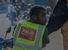 WHO region of Africa has been declared wild polio-free