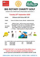 2020 Rotary Golf Day