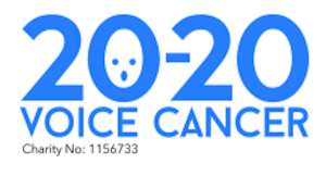Supporting '2020 Voice Cancer'
