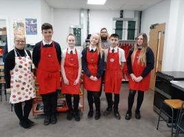 Young Chefs Cook up a Storm
