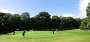 The SCRC Golf Open