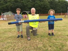 Kiddies' Highland Games