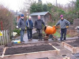 Creating a Vegetable Garden at John of Rolleston School
