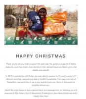 Thank you from ShelterBox