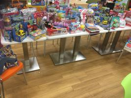 Christmas presents for Home Start Medway