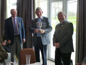 Rotary Knock out Golf Competition