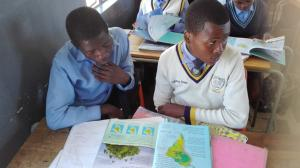 Educational help in South Africa