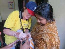 Polio National Immunisation Days