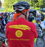 Bracknell Rotary Club's 3 Counties Cycle Ride