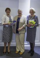 2 New Members for Hythe Rotary