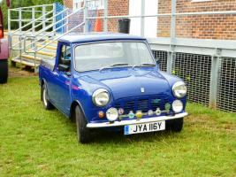 The Cowley Classic Car Show 2018
