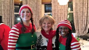 Elves Attend Rotary's LA23 meeting