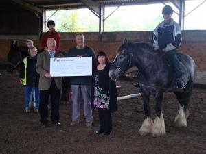 Esk Valley Donate toThornton Rose Ride - Ability Group