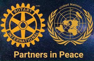 United Nations and Rotary