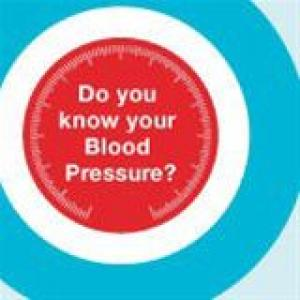 KNOW YOUR BLOODPRESSURE formerly Stroke Awareness Day