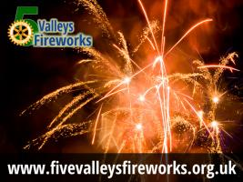 ROTARY 5 VALLEYS FIREWORKS