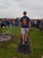 THE FIREWALK
