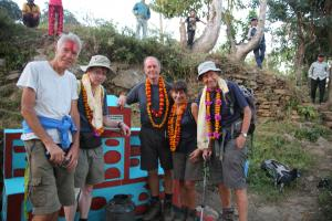 Payaswora Nepal Water Project 2017