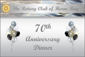 Club 70th Anniversary Celebration