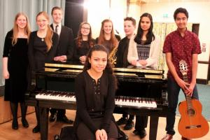 Swindon Young Musician of the Year 2016