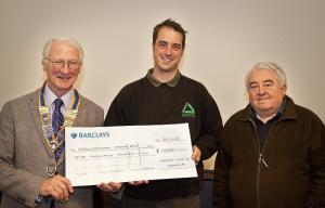 Rotary Grant to Groundwork