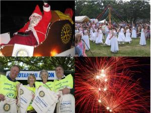 Since 1967, the Chislehurst Rotary Club has been a source of enjoyment to its members and the local community.