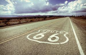History of Route 66 - Stuart Winton Thursday 31 October 18.30 - Westlands Hotel
