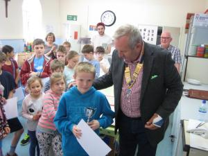 Rotary Junior Chess Tournament 2015
