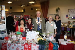 Annual Charity Christmas Fayre - The Royal Hotel