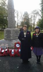 Remembrance at the Prospect
