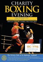 Charity Boxing Evening