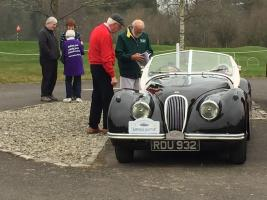 Come and see a Classic Jaguar XK120