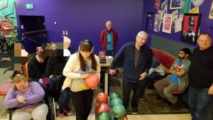 Next Step West Midlands - Bowling night