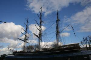A visit to the Cutty Sark