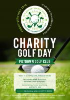 Charity Golf day initial Information