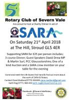 Charity Dinner in aid of SARA