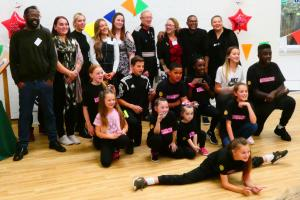 Chalfont St Giles Youth Club wins Award