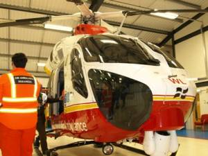 Cornwall Air Ambulance Support