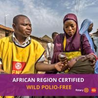 How Polio eradication has improved Africa's healthcare system