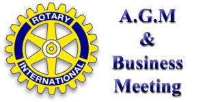 AGM and Business Meeting