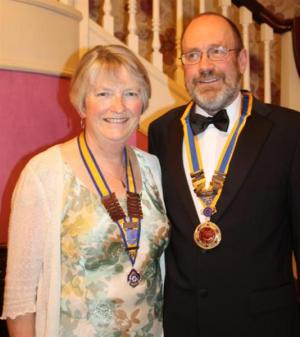 Ripon Rotary Club Charter Dinner 6 October 2010