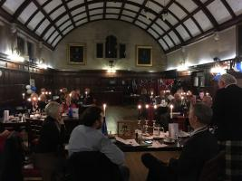 Jan 2017  Burns Night Dinner and Celebration - Guest Night.