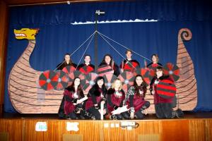 Thurso Rotary Club and Thurso High School Interact Club