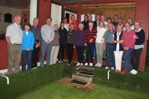 2016 Partners Green Bowling Evening