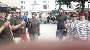 Wells Boules Tournament July 2018