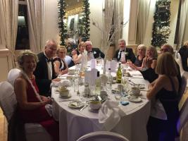 Crickhowell Rotary Christmas Ball