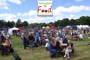 Family fun for all at Abingdon Food & Drink Festival